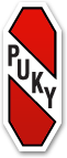 Pucky logo rot
